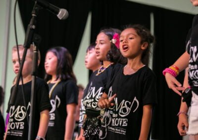 Kids Choir Vocal Lessons