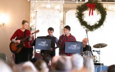 Holiday Recital December 13, 2020