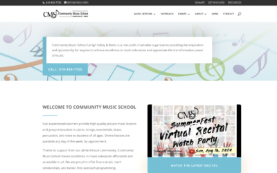 Welcome to the New CMSLV.ORG