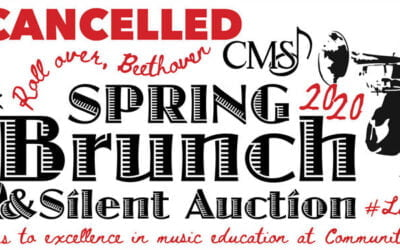 CMS Spring Brunch & Silent Auction Fundraiser