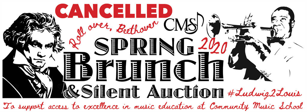 Announcement that the 2020 CMS Spring Brunch Silent Auction has been cancelled