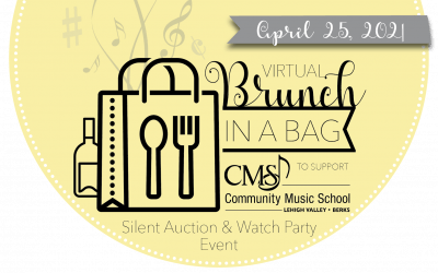 "CMS Virtual ""Brunch in a Bag"" Silent Auction & Watch Party Event – April 25, 2021"