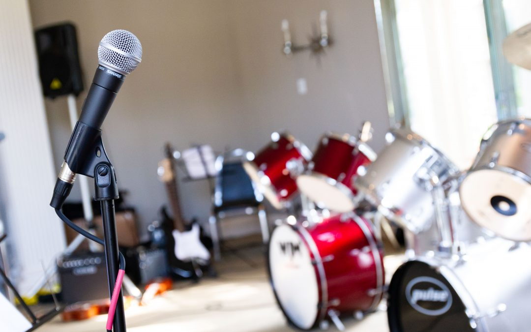 The Presser Foundation Funds Recording Studio at CMS