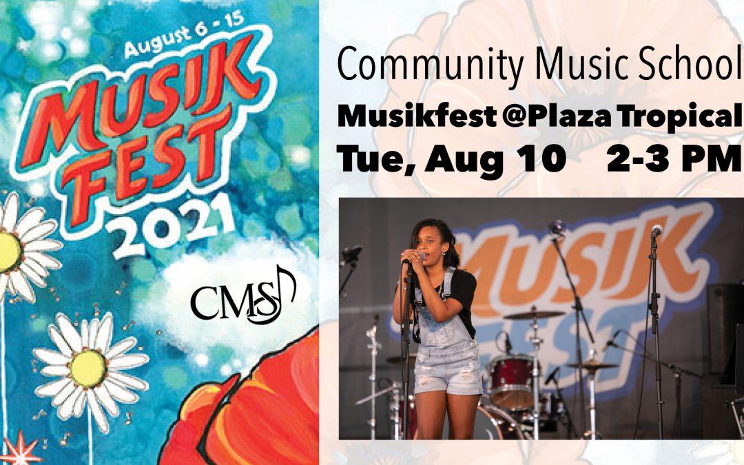 CMS @ Musikfest – August 10, 2021