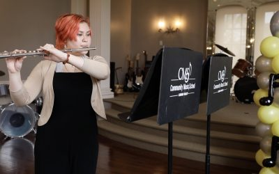 2021 Senior Spotlight:  Sabrina Collings, flute